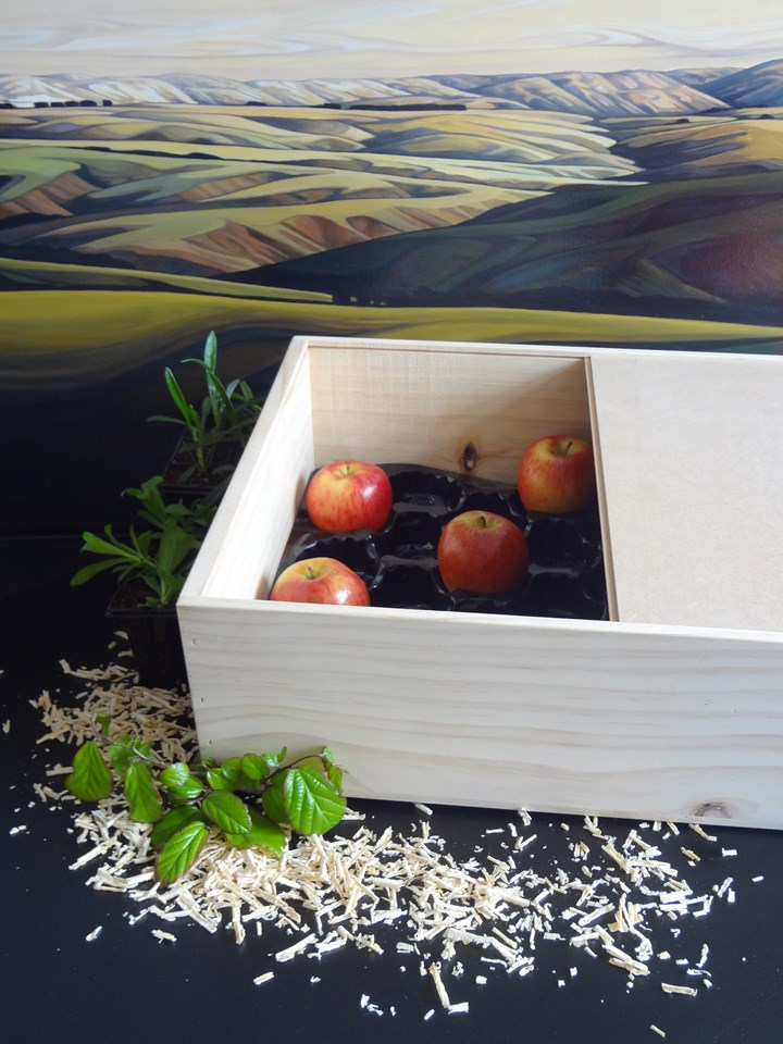 Wooden Box for Fruit
