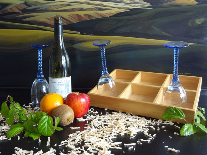 Wine Glass Tray