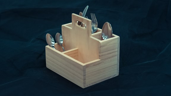 Resturant/Cafe Cutlery Tray