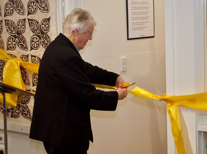 Anne Turvey Cutting the ribbon.jpg