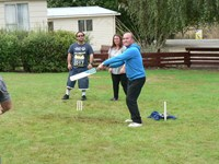 Cricket - Camp Iona